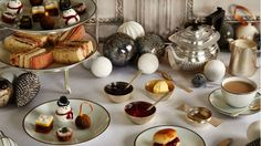 Georgian Afternoon Tea at Harrods - Christmas Afternoon Tea in London - Things To Do - visitlondon.com
