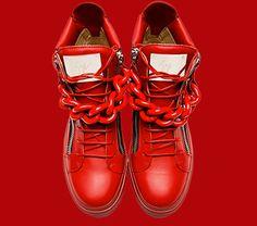 Rockin', kickin' shoes!!