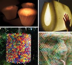 Suck It! 8 Brilliant Examples of Plastic Drinking Straw Art