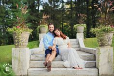 Saratoga Engagement Photos | Justine & Joe