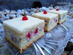Ovocná bublanina: Upečte ju, veď to nie je žiadna drina! Cheesecake, Desserts, Food, Tailgate Desserts, Deserts, Cheesecakes, Essen, Postres, Meals