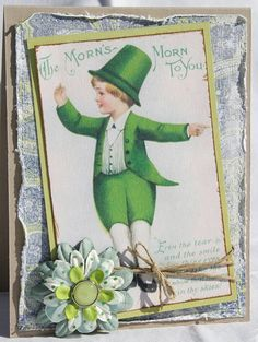 St Patty's Day card