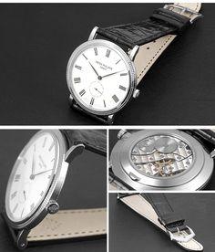 watch-jubilee | Rakuten Global Market: Patek Philippe Calatrava 5119G-001 K18WG solid / leather hand-wound mens