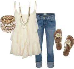 Simply Adorable Outfit! <3