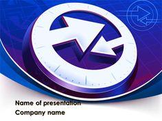 Httppptstarpowerpointtemplatetime in a modern art opposite course presentation template toneelgroepblik Choice Image