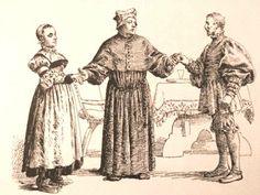 la imajen es importante porque de muestra a lazarillo de tormes casandose con una criada de san salvador. lazarillo vivio muy vien con su esposa en una casa al lado del arcipreste.