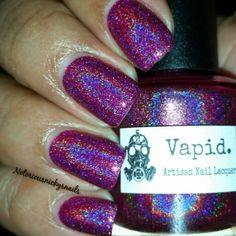 Vapid Lacquer WhatzHerFace