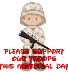 Glitter Graphics Memorial Day | Seasonal » Memorial Day » Soldier Joe Glitter Graphics, Happy Memorial Day, Snoopy, Teddy Bear, Animation, Memories, Seasons, Toys, Pictures