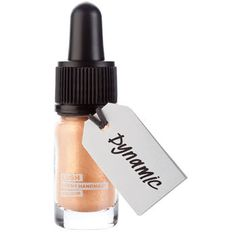 Dynamic Liquid Eyeliner $22.95 - It can be a glitter peach eyeliner, but I use it as a subtly shimmery peachy gold eyeshadow.  That's the thing about Lush's Emotional Brilliance line - the colors are meant to be flexible, so have fun with them!