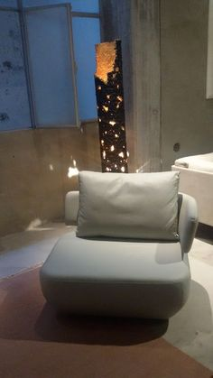 New! Levitt by Viccarbe, design by Ludovica + Roberto Palomba, at Spazio Ikonos, Rome