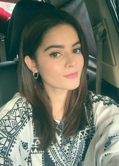 looking super cute in this selfie celebrities lollywoodstars model fashiontrends style lifestyle instalove photooftheday stylebites💫 Aimen Khan, Pakistani Street Style, Pakistani Couture, Looking Gorgeous, Beautiful, Pakistani Actress, Latest Pics, Latest Picture, Girls Out