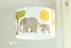Lampenschirm+Safari++von+Lieblings-Lampenschirme+auf+DaWanda.com