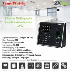 213 Best TIMEWATCH images in 2019 | Access control