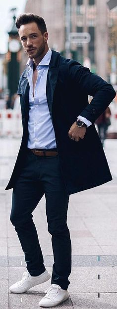 11 Beyond Cool Outfit Ideas You Can Steal From This Street Style God. – PS 1983 #MensFashionTips