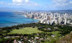 Honolulu, Hawaii.   Words can't explain the beautiful water and the awesome adventure I had here.