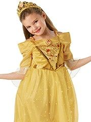 Princess Belle Kids Halloween Costume