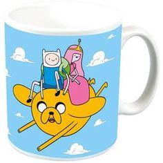 [Adventure Time: Mug: Jake-Glider (Product Image)]