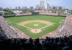 Wrigley Field- Chicago Cubs