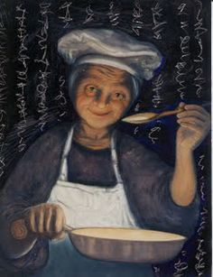 Recipes for Magickal Food - The Kitchen Witch's Cottage
