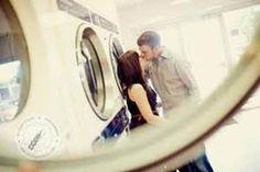 Laundromat shoot