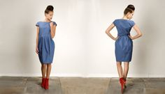 Schnittmuster Kleid Tanja