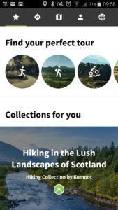 Komoot Part 1 - getting started #hiking #camping #outdoors #nature #travel #backpacking #adventure #marmot #outdoor #mountains #photography