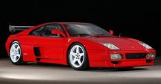 Best Auto Tuning Style  :   Illustration   Description   Modified 1992 Ferrari 348 LM For Sale In Japan
