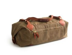 Duffel bag made from first-class materials // Tanner Goods