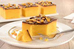 Sprawdzony przepis na Przysmak dyniowo-pomarańczowy. Wybierz sprawdzony przepis eksperta z wyselekcjonowanej bazy portalu przepisy.pl i ciesz się smakiem doskonałych potraw.