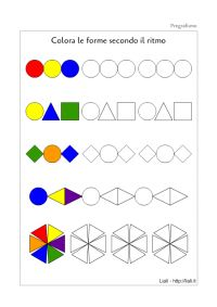 Pattern Geometriche Pregrafismo - The Form - geometriche Pattern Geometriche Pregrafismo - The Form Preschool Worksheets, Preschool Activities, Visual Perception Activities, Math Patterns, Pre Writing, Math For Kids, Kindergarten Math, Kids Education, Math Centers