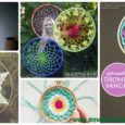 Crochet DreamCatcher & SunCatcher Free Patterns