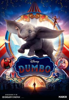 Dumbo directed by: Tim Burton starring: Colin Farrell, Eva Green, Michael Keaton, Danny DeVito 🎬 Check in with TCP for pop culture goodies Disney Pixar, Disney Live, Disney Movies, Dumbo Disney, Danny Devito, Michael Keaton, Colin Farrell, New Movies, Movies To Watch