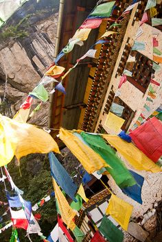 Stunning natural beauty and deeply held spiritual beliefs delight visitors to Nepal & Bhutan.