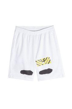 OFF-WHITE Mesh Shorts. #off-white #cloth #