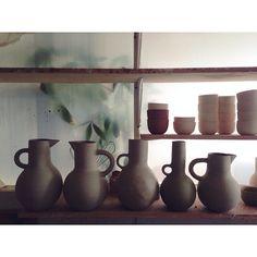 #jugs (at CLAM LAB HQ)