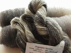 Spinning Jacob Wool - one fleece, many colors