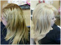Before-n-After #hairbymarieberdugo #hairqueenofhouston #hairqueen