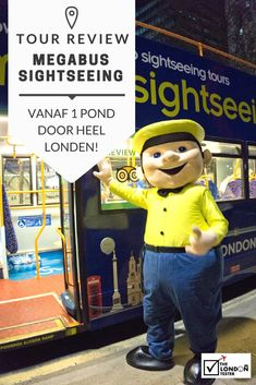 1 Pond Bustour Londen? Jazeker! Megabus Lanceert Nieuwe Sightseeing Route    The London Tester London Transport, London Travel, Things To Do In London, Best Cities, Cool Places To Visit, Travel Guide, Pond, Transportation, Tours