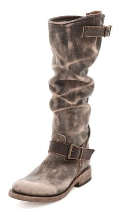 FREEBIRD by Steven Contra Knee High Boots