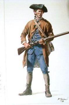 Fuciliere americano - Don Troiani