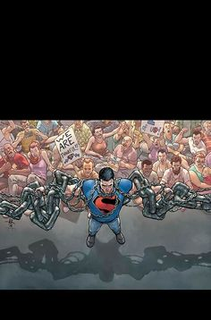 ACTION COMICS #42 Written by GREG PAK Art and cover by AARON KUDER