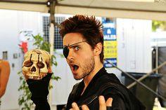 ummm. . . Pirate Jared?? Hot! ;)