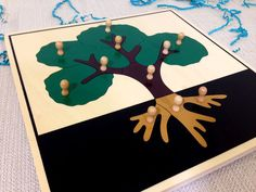 You might be surprised at the many ways you can use the Montessori Tree Puzzle!