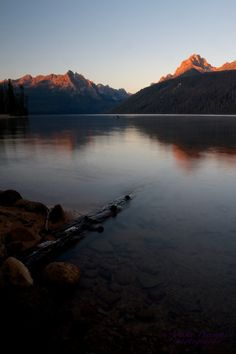 Redfish Lake, Stanley, Idaho