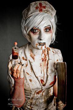 halloween nurses | Halloween Nurse | Flickr - Photo Sharing!