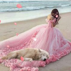 Foto met animatie Beautiful Gif, Beautiful Pictures, Lobos Gif, Gifs Lindos, Quince Decorations, Go Pink, Sweet 16 Dresses, Fantasy Romance, Glitter Graphics