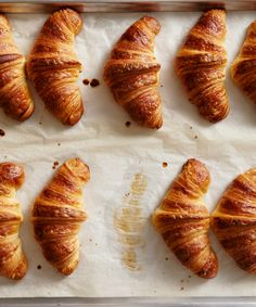 Red Velvet Croissants - Thiago Silva Union Fare Bakery | Pastry chef Thiago Silva's red velvet croissant was featured in an Instagram video posted by Union Fare, and we can't stop watching it. #refinery29 http://www.refinery29.com/2016/07/116674/red-velvet-croissants