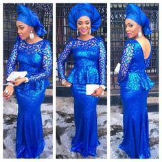 asoebibella aso ebi asoebi 2014 styles outfit by @topefnr, makeup by ...