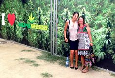#Gizeh rolls to #Chile! We visited the #ExpoWeed 2014! #WeRoll #SantiagoDeChile