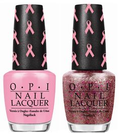 OPI Pink of Hearts Nail Polish Duo for Fall 2012